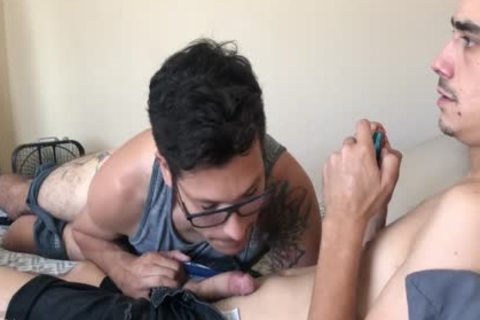 I unfathomable Throated A Gamer And Swallowed his load
