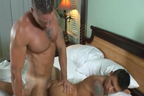Jake Genesis bonks His young lover