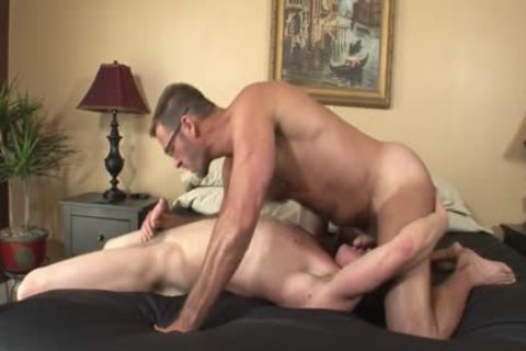 old 4 ME - Anthony London & Jackson Lawless Younger Vs old