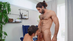 Nate & Diego - Diego Sans with Nate Grimes American bang