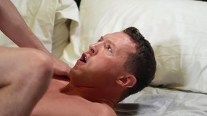 Drill My Hole - American Joey Mills helps with hard sex