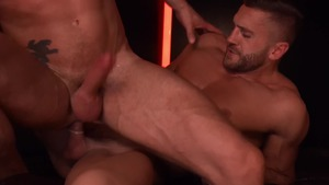 GodsOfMen: Brown hair latin Tyler Berg fucked by Emir Boscatto