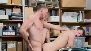 Young Perps: Brayden Wolf finds irresistible rough nailing