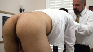 Missionary Boys - Wet Brother Calhoun 3some video