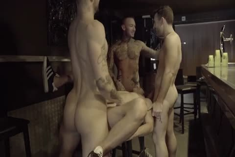 group-sex The Bar twink