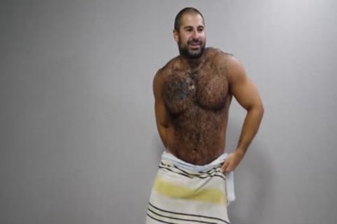 cute beefy hairy Russian
