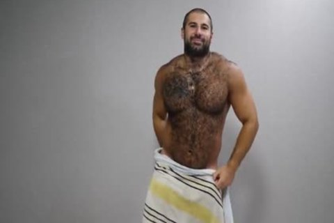 yummy strong hairy Russian