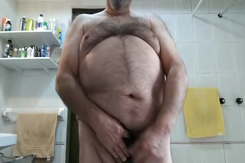 excited And hairy