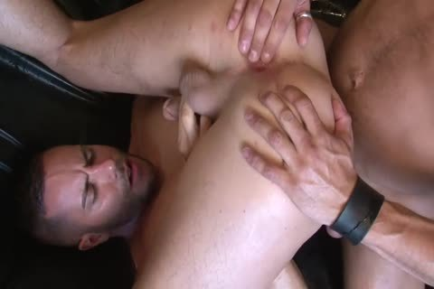 RJ Alexander And Derrick Hanson Scene From urinate And Boots