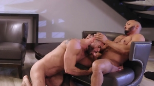 Noir Male - Gay Ricky Larkin loves fucked by Dillon Diaz