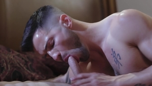 Icon Male - Inked Casey Everett agrees to slamming hard
