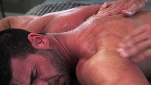 IconMale.com - Billy Santoro and Dallas Steele anal