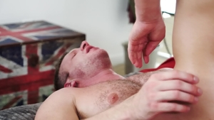 IconMale.com - Hairy Brodie Ramirez reality fucks in the ass