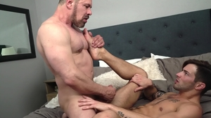 Icon Male: Max Sargent digs loud sex