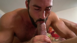 IconMale: Jaxton Wheeler playing with nice big dick Max Stark