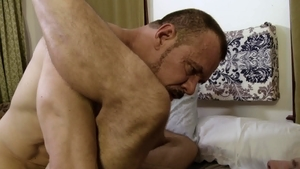 IconMale.com: Roman Todd sex with huge dick daddy