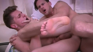 IconMale: Jock Troy Accola plowed by big penis daddy