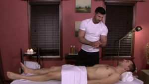 IconMale: Hairy Josh Stone and Billy Santoro rimjob