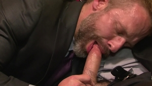 Icon Male: Reality rough fucking accompanied by Dirk Caber