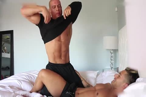 Muscle plow Gio Lockwood And Sean Costin