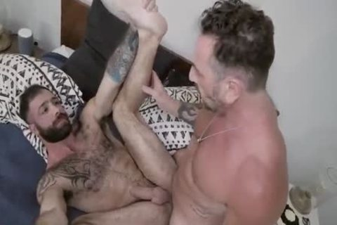 gay Sex : Bear raw