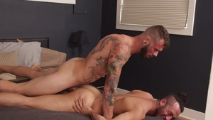Next Door Raw: Xavier Cole is piercing brunette