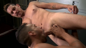 Men Over 30: Gay Jay Alexander among Lex Sabre rimming