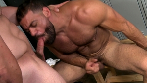 PrideStudios - Gay Dax Carter rimming video