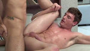 FalconStudios.com: Brent Corrigan in the swimsuit & Roman Todd