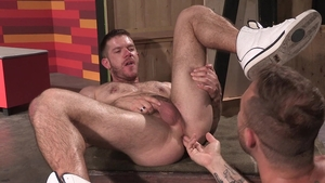 RagingStallion: Austin Wolf fucks in the ass sex tape