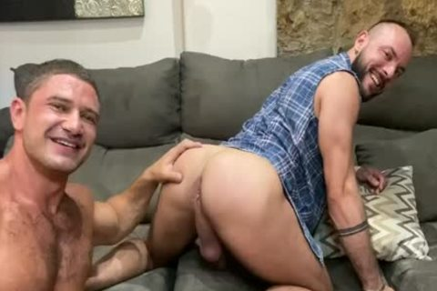 Dato Foland & Sir Peter, nasty unprotected