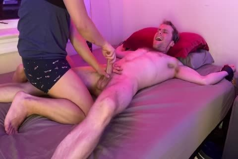 Edging, Gutpunching, goo flow, Post sperm torture By Mr. Milk Machine