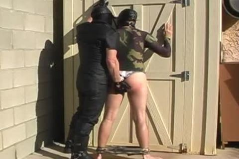 lovely spanking free homosexual porn video with oral